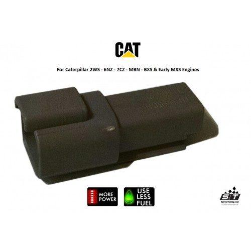 2WS 6NZ 7CZ MBN BXS & Early MXS CATERPILLAR CAT Fuel Saver Fuel Temp Sensor  Power Harness Performance Chip Module