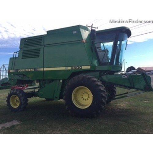 John Deere 9400 Combine Harvester-500×500