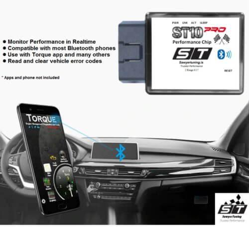 Torque App ST10 Features