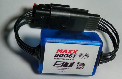 Maxx Boost Throttle Sprint Booster Module